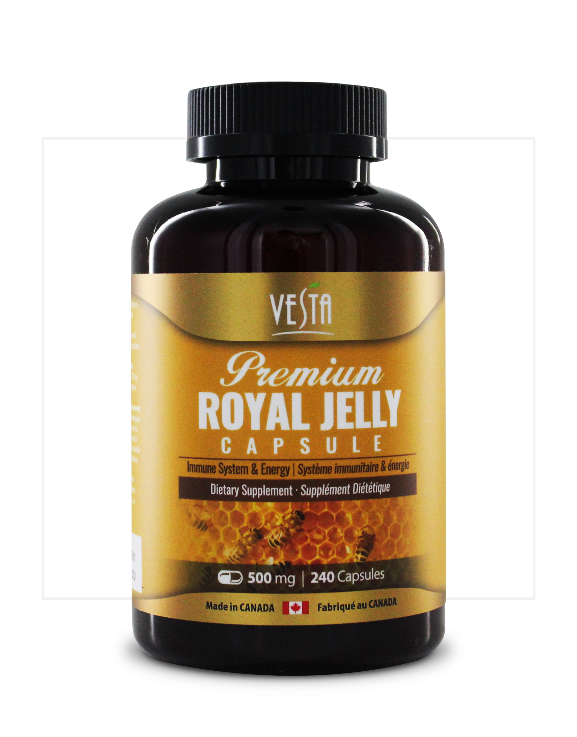 what is royal jelly What is royal jelly royal jelly is a protein-rich, glandular secretion – actually from the hypopharyngeal glands, which are a pair of long glands coiled in the sides of the heads of young worker honey bees.